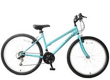"Ladies Mountain Bike Arden Trail 26"" Wheel Blue 16"" Frame 21 Speed Womens Bike"