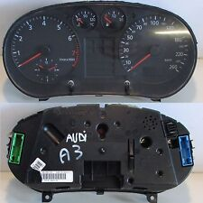Quadro strumenti 8L0919860E Audi A3 Mk1 1996-2003 usato (7619 49-1-B-1)