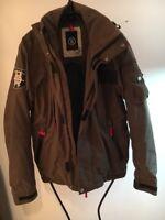 Bogner Herren Winter Jacke Designer Top Mode Fashion M Ski Jacke