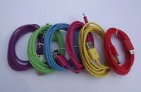 Micro USB Data Charger Cord for Samsung Galaxy Trend Plus GT-S7580L 2M Colorful
