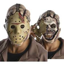Friday the 13th - Jason Voorhees Adult Double Mask