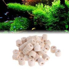 Aquarium Ceramic Rings Biological Fish Tank Pond Filter Bacteria Media Canister