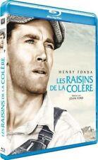 "Blu-ray ""Les Raisins de la colère""  Henry FONDA    NEUF SOUS BLISTER"