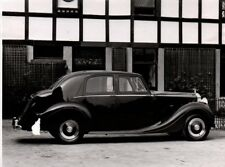 Rolls Royce Silver Wraith Park Ward c.1954 Original Press Photograph Todd White
