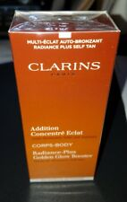 Clarins Radiance-Plus Golden Glow Booster Made to Measure Self Tan 1 oz Full Siz