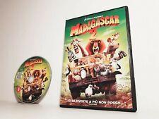 DVD MADAGASCAR 2 Eric Darnell (2008) 1^ STAMPA DREAMWORKS
