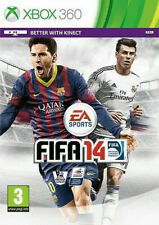 FIFA 14 Kinect Features (Xbox 360, 2013) (FREE SHIPPING)