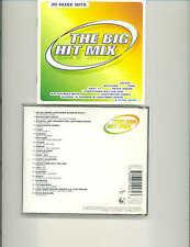 VARIOUS ARTISTS - THE BIG HIT MIX - 1996 UK CD ALBUM