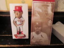St. Louis Cardinals Whitey Herzog Mystery bobblehead in box NICE