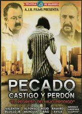 """PECADO CASTIGO Y PERDÒN(2016) """"El Regreso del Hijo Prodigo"""" DVD -Español"""
