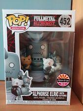 Fullmetal Alchemist Funko Pop 452 Alphonse Elric With Kittens Japan Expo Lim. Ed