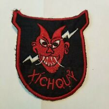 Vietnam War ARVN 81st Special Forces Group XICHQUY Intell Unit  Patch