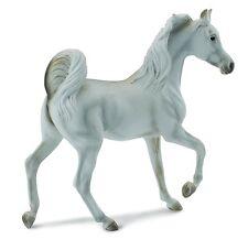Araber Hengst grau 11 cm Pferdewelt Collecta 88476