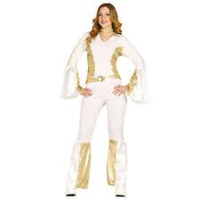Guirca Disfraz de Pop Star Años 80 para Mujer (d7k)