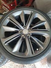 "INFINITI Red Sport 20"" Q60 Factory OEM Rims Wheels Tires Infinity Q50 20 2018"