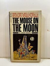 The Mouse On The Moon - Leonard Wibberley (1963, Paperback)
