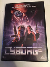 Cyborg 2 - DVD Region 1 - Action / SF