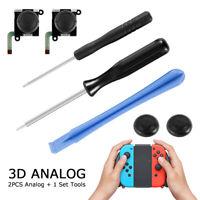 Kit Reparación Nintendo Switch controlador Joy-Con analógico pulgar eje balancín