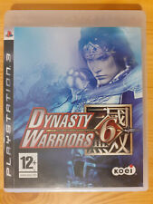 Dynasty Warriors 6 - Playstation 3 - PS3