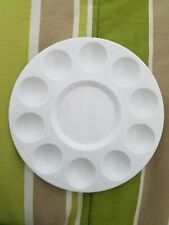 New listing White Painting Wheel