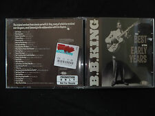 CD B B KING / THE BEST OF THE EARLY YEARS /