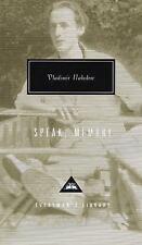 Speak, Memory: By Nabokov, Vladimir