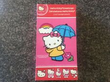 Cricut Cartridge - HELLO KITTY GREETINGS SALUTATIONS - UNLINKED