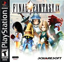 Final Fantasy 9 PS1 Great Condition Fast Shipping