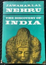 The Discovery Of India Jawaharlal Nehru Collectible 1960 Paperback