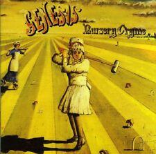 Genesis Nursery Cryme 2007 Remaster & Stereo Mix CD NEW
