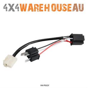 Piggy Back Adapter H4 for High Beam Wiring Adaptor H4-PIGGY