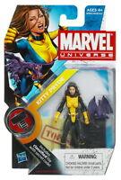 "Marvel Universe 3 3/4"" 3.75"" Figure Kitty Pryde Sealed"
