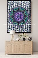 Indian Star Mandala Hippie Psychedelic Wall Hanging Tapestry Ethnic Beach Throw