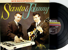 "SANTO & JOHNNY~""S/T""~1959 MONO or STEREO 1st Press Calp-1001~ ""VG+/VG"" -LP"