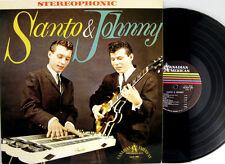 "SANTO & JOHNNY~""S/T""~1959 MONO or STEREO 1st Press Calp-1001~ ""VG+/VG"" -LP"