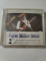 Steve miller band extended versions cd new