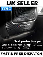BMW E90 Anti Scuff Seat Sticker Protection M Sport Carbon Fibre Effect Interior