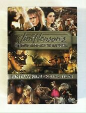Jim Henson Fantasy Film Collectors Box (Dvd, 2006, 3-Disc Set)