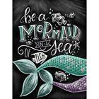 Mermaid Girl Diamond Painting Cross Stitch Full Drill Diamonds Mosaic Home Decor