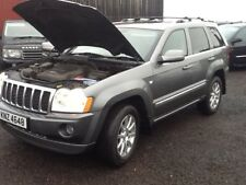 2007 Jeep Grand Cherokee 3.0crd Overland  /  BREAKING ALL PARTS AVAILABLE