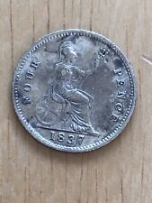 More details for william iv groat 1837 about uncirculated condition