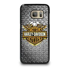 HARLEY DAVIDSON Samsung Galaxy S3 S4 S5 S6 S7 S8 Edge Plus Case Note 3 4 5 Cover