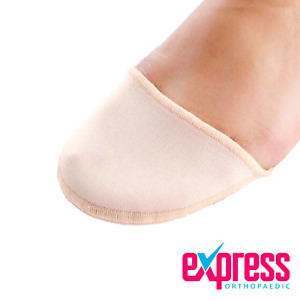 Gel Toe Protector / Gel Foot Cover, Gel Cover for toe protection & comfort PAIR