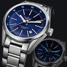 YELANG V1017 Super Long T25 Tritium Luminous Men Automatic Mechanical Watch