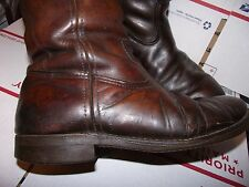 OLD Vintage Red Wing pecos ? style western cowboy Boots CORK  8 1/2 E 8.5   2037