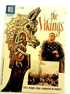Dell The Vikings 1958 Kirk Douglas Production No.910
