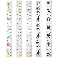 Nordic Baby Children Kids Height Ruler Hanging Growth Charts Room Home Decor