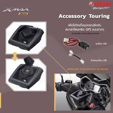 YAMAHA GENUINE XMAX 300 2017 18  GPS BAR PHONE CAMERA USB HANDLE HOLDER FAIRING