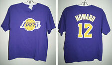 majestic Los Angeles Lakers  NBA Youth T-Shirt Size XL Dewight Howard