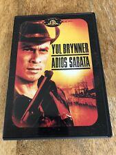 Adios Sabata [DVD] MGM Erstauflage, Italo Western, Top SZ, rar, oop